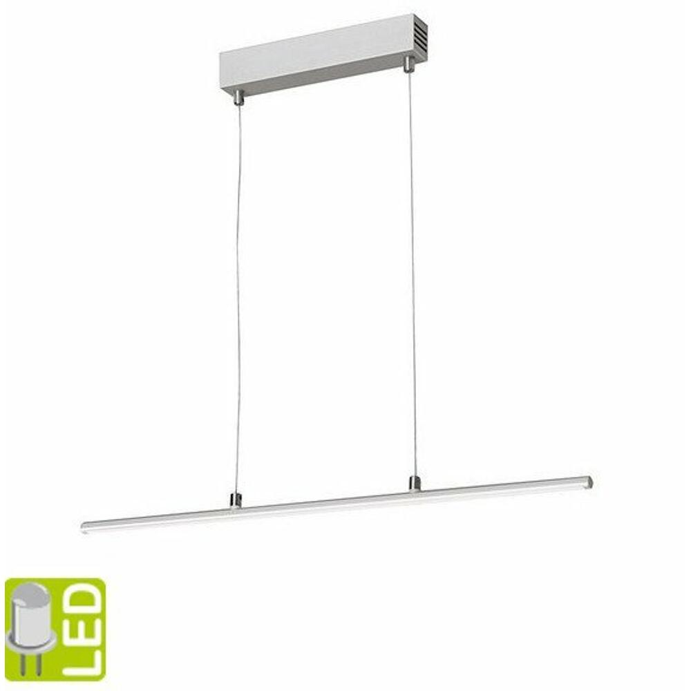 FROMT LED Wandlampe 100cm 15W, Aluminium