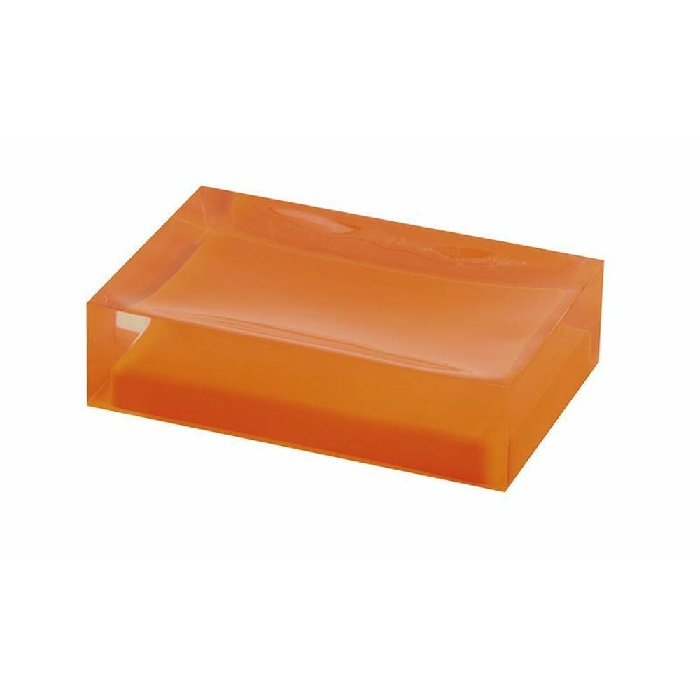 RAINBOW Seifenschale zum Stellen, orange