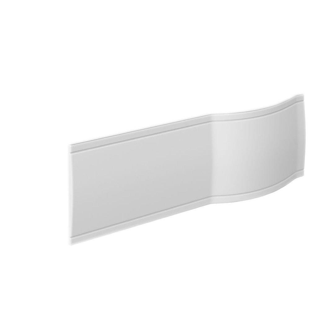 SKALI Frontschürze, 167,5x52 cm, weiß