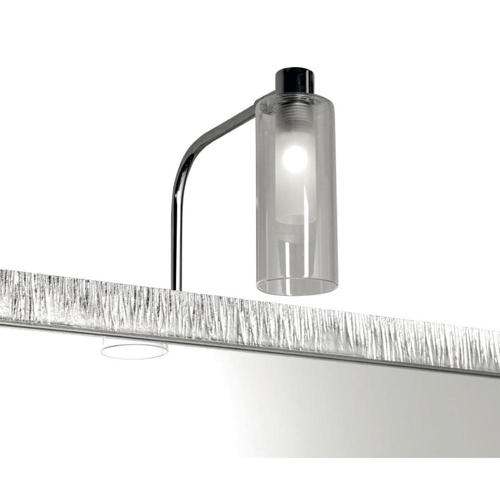 TUSCY Lampe, G4 20W, 230V, Chrom