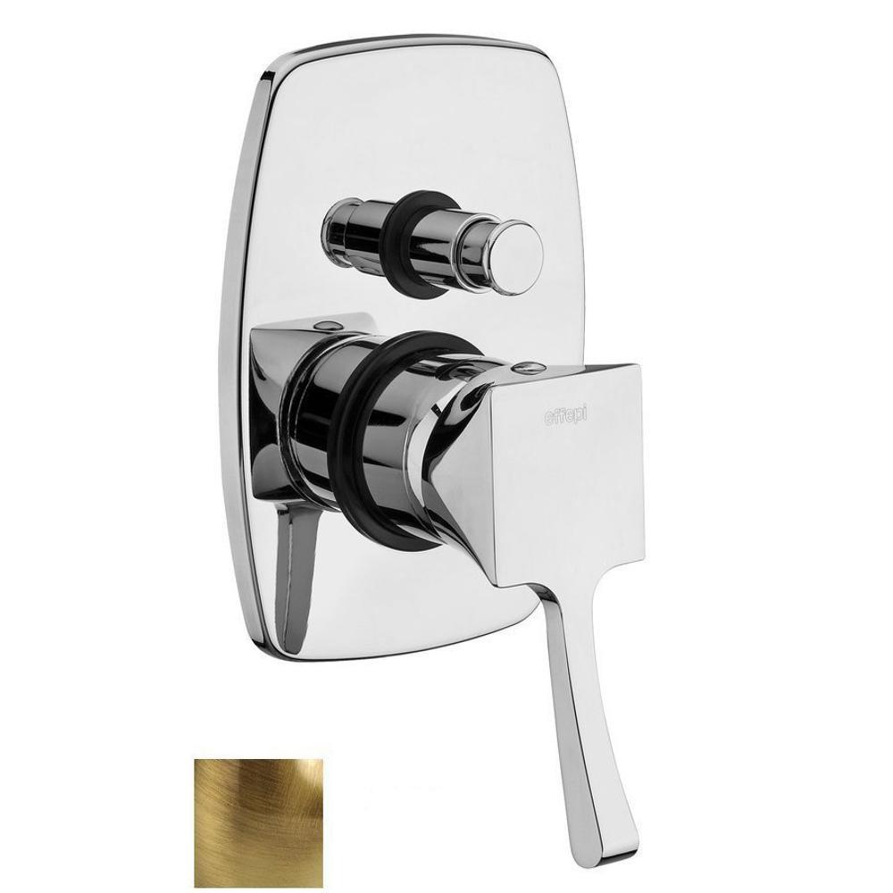 CHIC Unterputz-Duscharmatur , 2 Wege, bronze