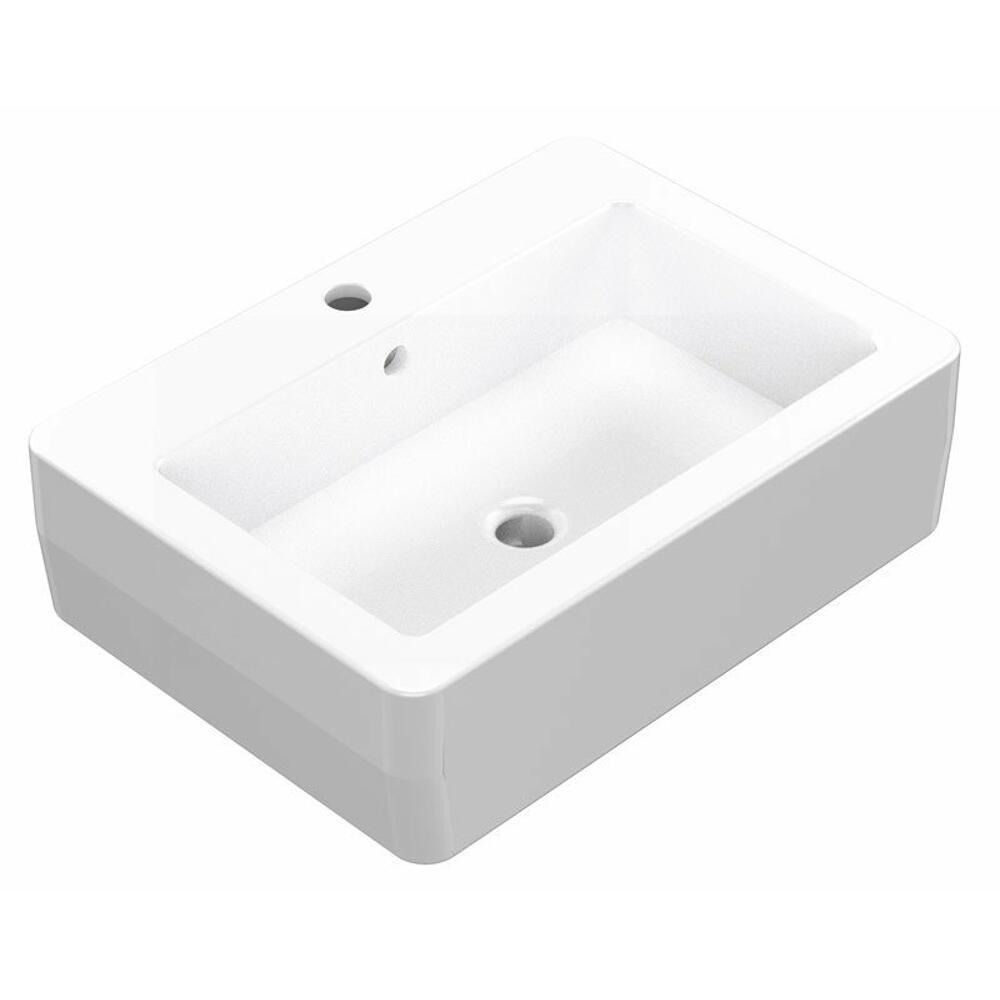 EGO Keramik-Waschtisch 60x43cm
