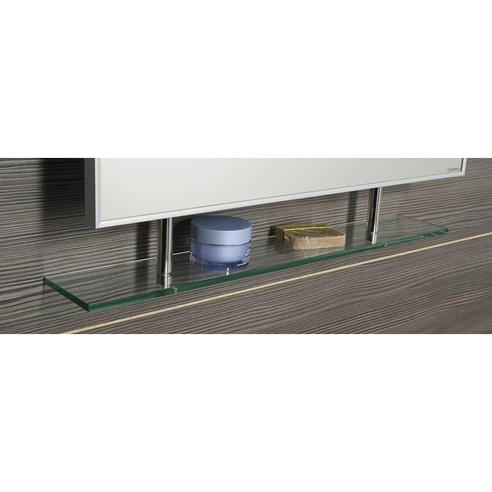 Ablage für Spiegelschrank SANDRA 75cm inkl. Befestigung
