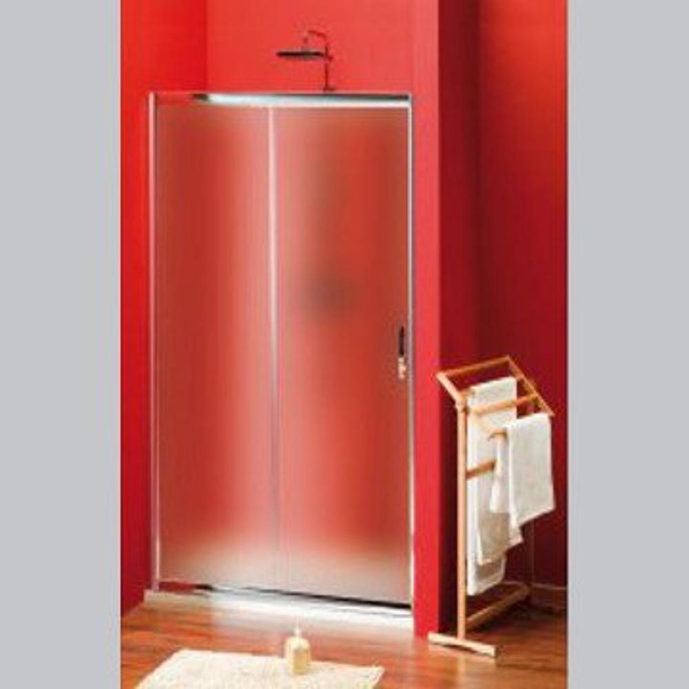 SIGMA Schiebetür 1000mm, Glas Brick