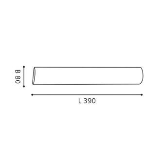 ZOLA Wandlampe E14 2x40W, 230V, 39cm