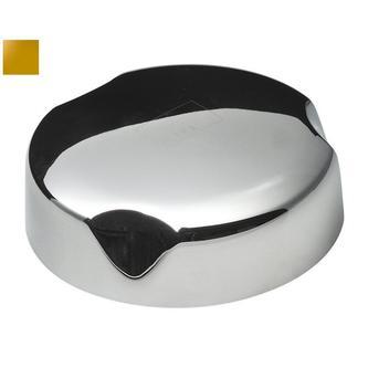 Ablaufgarnitur Ersatzdeckel, für Modelle 06 und A6, tausendkant, golden