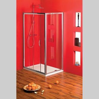 Sigma Rechteckige Duschkabine 1000x900mm L/R Variante,Klarglas