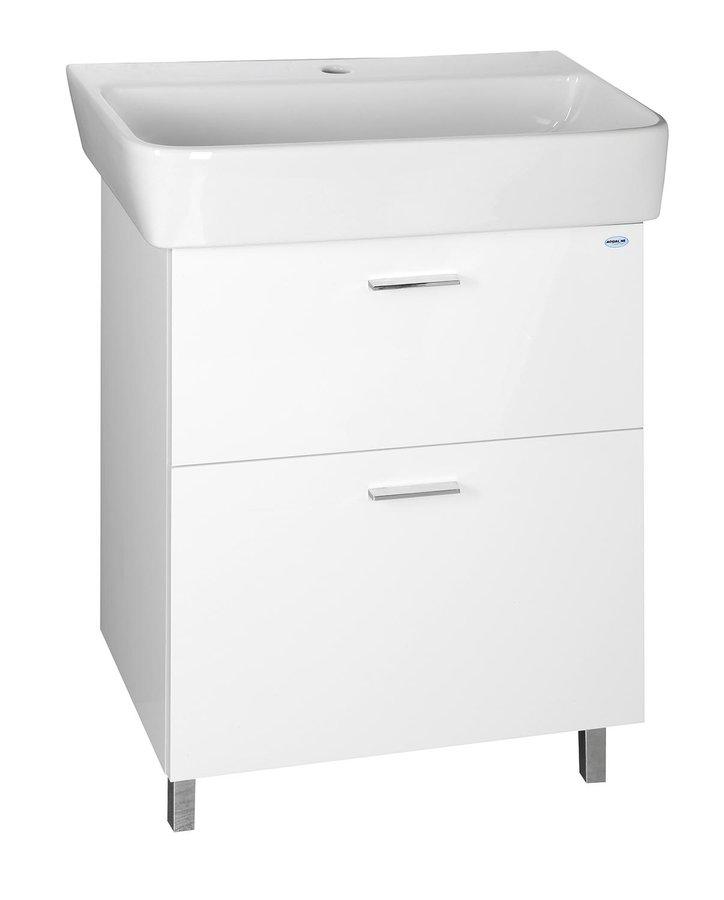 KRUNO 65 Waschtisch 65x39cm