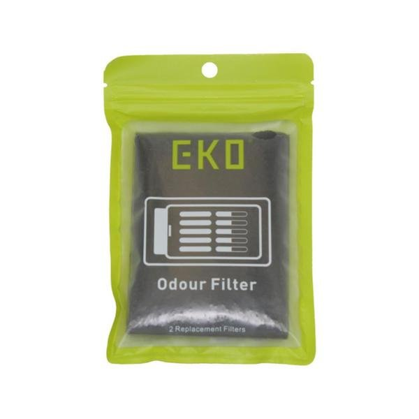 Kohlenstoff-Geruchsfilter für den AbfalleimerDR205