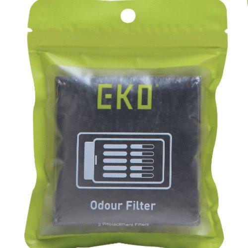 Kohlenstoff-Geruchsfilter für den AbfalleimerDR302, DR303