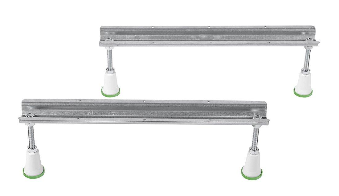 Stützfüße für Badewannen Polysan, L-890 mm, Paar