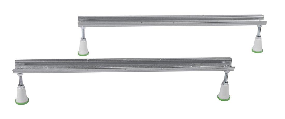 Stützfüße für Badewannen Breite 60 und 100 cm, Paar