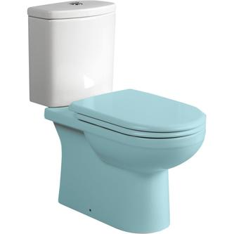 DYNASTY Spülkasten zum Kombi-WC, Abgang senkrecht