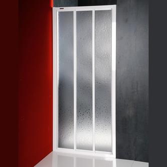 DTR Schiebetür 1000mm, weiß, Polystyrol