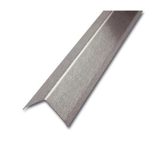 ES Eckschutzprofil, 3-fach gekantet,spiegelblank, 250cm lang, Maß 50x50mm