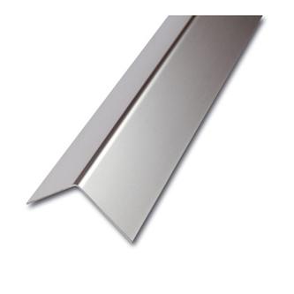 ES Eckschutzprofil,spiegelblank,1,0mm stark,200cm lang,Winkelmaß50x50mm