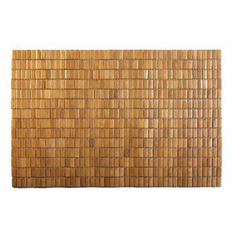 BAMBOO Badvorlage, 60x90cm, Bambus