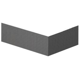 DEEP 110x90 TIFA-Eckschürze