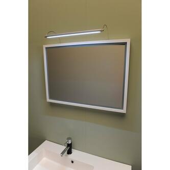 FROMT LED Wandlampe 47cm 7W, Aluminium