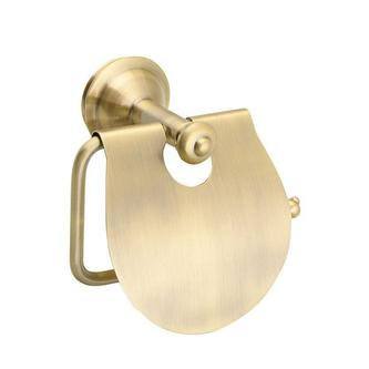 ASTOR Toilettenpapierhalter mit Deckel, bronze