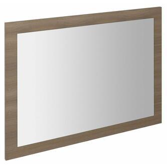 LARGO Spiegel mit Rahmen 700x900x28mm, walnuss