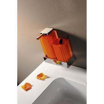RAINBOW Seifenspender zum Stellen, orange