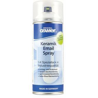 KERAMIK-EMAIL-SPRAY Keramik-Emaille-Spray 400 ml, weiß