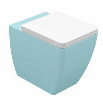 EGO WC-Sitz, Thermoplast, weiß