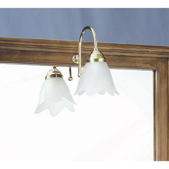 APUANE Lampe E14 40W, 230V, Chrom
