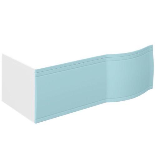 SKALI Seitenschürze, 75x52 cm, weiß
