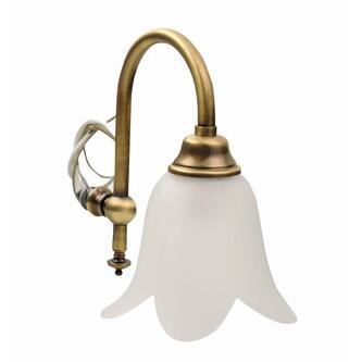 APUANE Lampe E14 40W, 230V, bronze