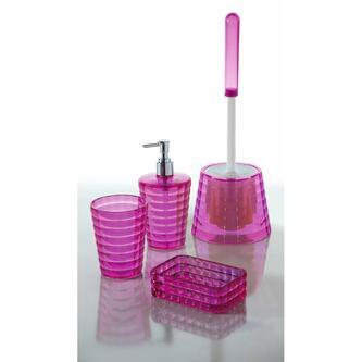 GLADY Glas, stehend, rosa