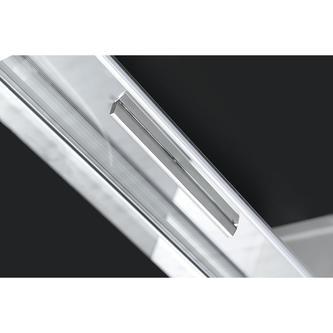 ALTIS LINE Duschtür 1200mm, Klarglas