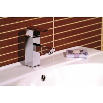 MASTERMAX Waschtischarmatur ohne Ablaufgarnitur, Chrom