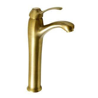SPRING Waschtischarmatur,317mm hoch, bronze