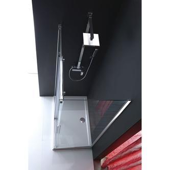 ALTIS LINE Duschtür 1600mm, Klarglas