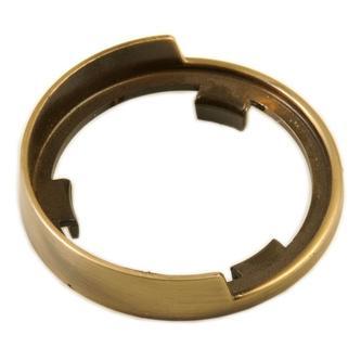 Ersatzrosette für Ablaufgarnituren, bronze