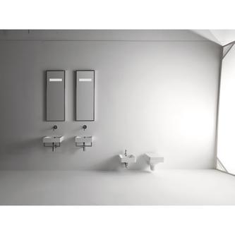 CENTO Hänge-WC 36x50cm, weiss