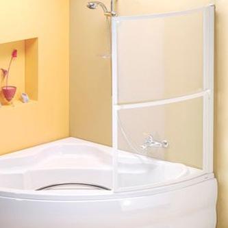 Duschkabinen für Badewannen