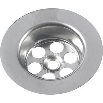 Spülenablauf, Edelstahl, Durchmesser 65mm