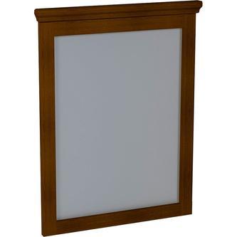 CROSS Spiegel 60x80x3,5cm, Mahagoni