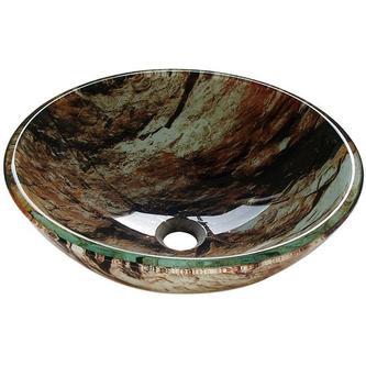 ROCK Glaswaschtisch Durchmesser 42 cm