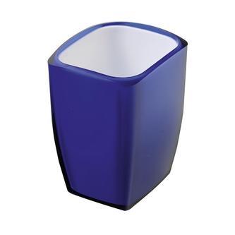 NEON Glas zum Stellen, blau