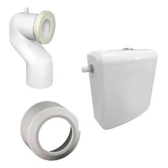WC-Anschluss