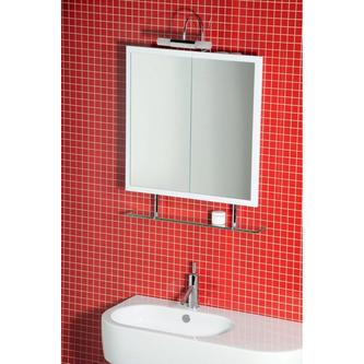SANDRA Spiegelschrank 60x60x11cm