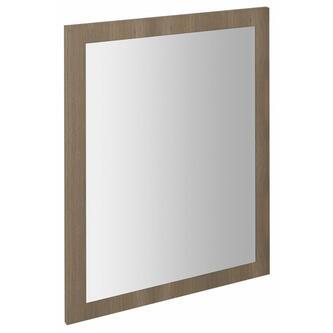 LARGO Spiegel mit Rahmen 600x800x28mm, walnuss