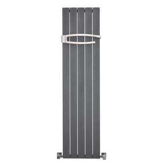 MIMOSA Aluminiumheizkörper 370x1500, Anthrazit metall