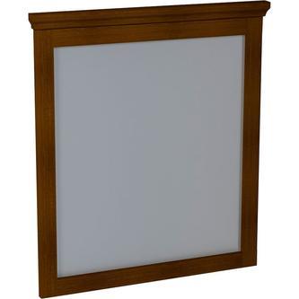 CROSS Spiegel 70x80x3,5cm, Mahagoni