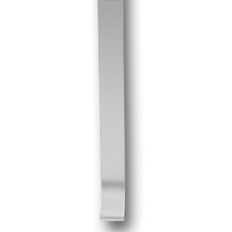 Verbindungselemente für Sockelleisten,Alu eloxiert, 60mm