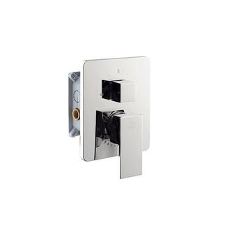 INCASSO UP  Unterputz-Duscharmatur, 2 Wege, mit Einbaubox,Chrom